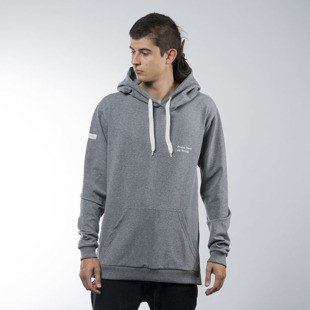 Ortiz sweatshirt Ashen hoody heather grey