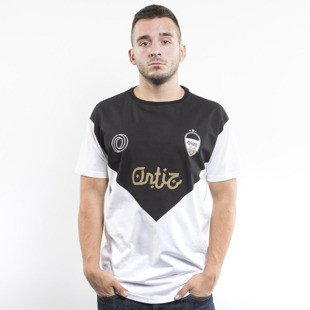 Ortiz t-shirt Apex black / white