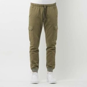Pants Backyard Cartel Immortal khaki SS2017