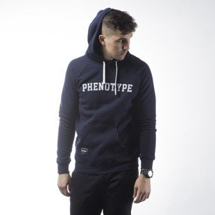 Phenotype College Hoodie navy
