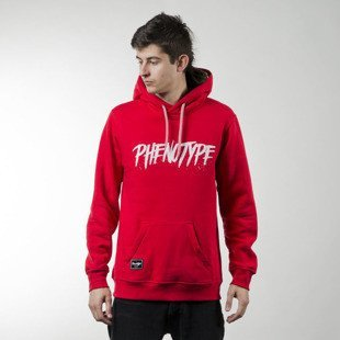 Phenotype Torment Hoodie red