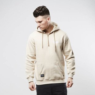 Phenotype sweatshirt 1/4 Zippers Hoodie sand