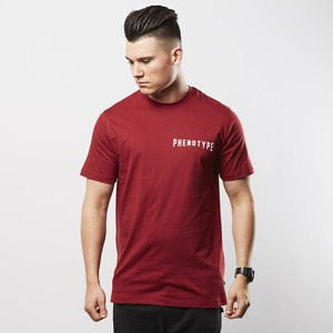 Phenoype t-shirt Burgundy Disease Tee burgundy