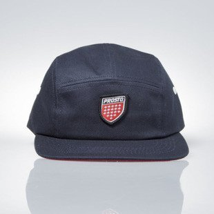 Prosto Klasyk 5panel Fatcap Shield navy