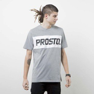 Prosto Klasyk T-Shirt Levels grey