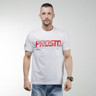 Prosto Klasyk T-shirt Colourline white