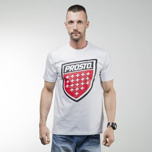 Prosto Klasyk T-shirt Shield white
