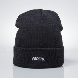 Prosto Klasyk Winter Cap Basic black