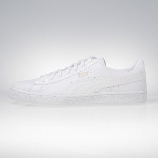 Puma Basket Classic Animal Croc white (362283-01)