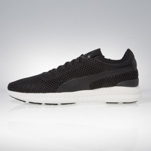 Puma Ignite Sock Knit black / white 361060-03