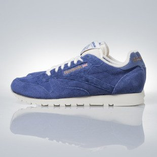 Reebok Classic CL Leather Clean UJ midnight blue / chalk (V67818)