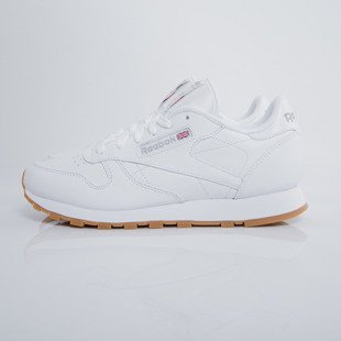 Reebok Classic Leather WMNS White / Gum (49803)