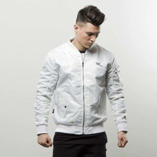 Rocawear Bomber Jacket very white