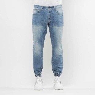 Rocawear pants Denim Jogger Fit sand blue wash