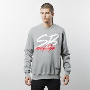 SB Stuff Sweatshirt Stuff Classic Crewneck grey