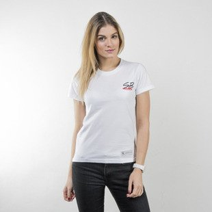 SB Stuff Women Tiny T-shirt white