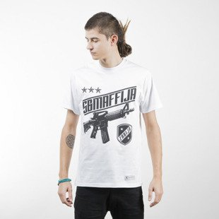 SB Stuff t-shirt M16 white