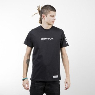 SB Stuff t-shirt Password black