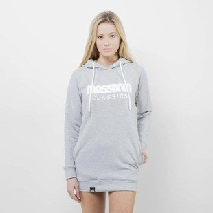 Saint Mass Hoody Classics light heather grey