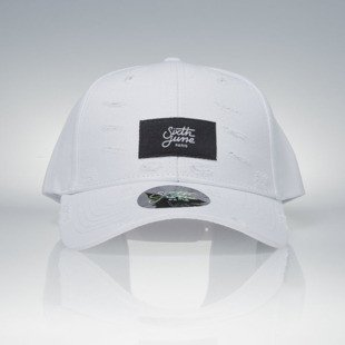 Sixth June snapback Destroy II cap white