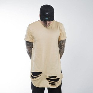 Sixth June t-shirt Sixth June beige (M1783VTS-BEIG)