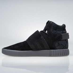 Sneakers Adidas Originals Tubular Invader Strap core black / core black BB8392