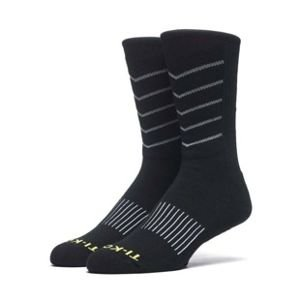 Socks HUF Fuck It Performance Crew Sock black