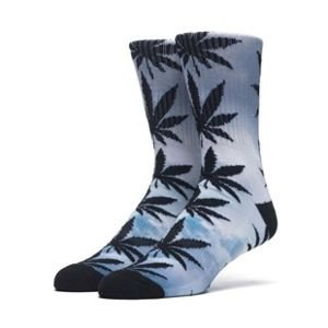 Socks HUF Outdoors Digital Plantlife Crew Sock sky blue