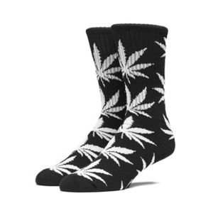 Socks HUF Plantlife Crew Sock black
