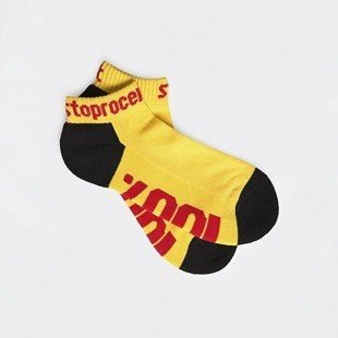 Socks Stoprocent SKK 100 yellow