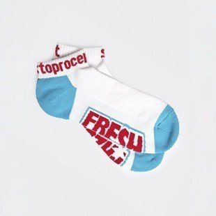 Socks Stoprocent SKK Fresh blue / red