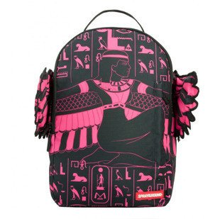 Sprayground backpack Pink Goddess Wings black / pink