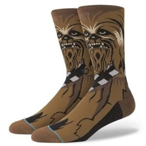 Stance socks Star Wars Chewie M54D15CHEBRN brown