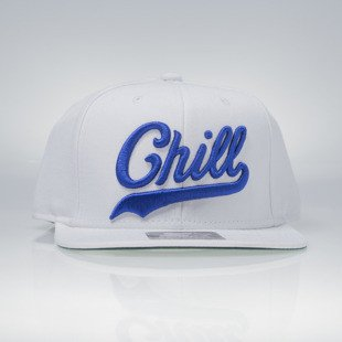 Starter Cap Snapback Chill white / royal (ST-615)