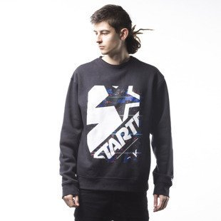 Starter Crop Sweat black / thun (ST-SW518-BLK-THUND)