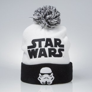 Starter beanie Star Wars Storm black / white (SW-126)