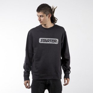 Starter crewneck Box Logo Sweat black / 3M (ST-SW893-BLK-3M)