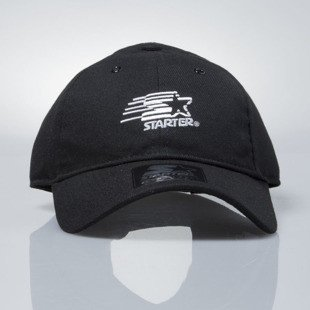 Starter strapback cap Speedy Wool Pitcher black / silverwolf grey  ST-1225
