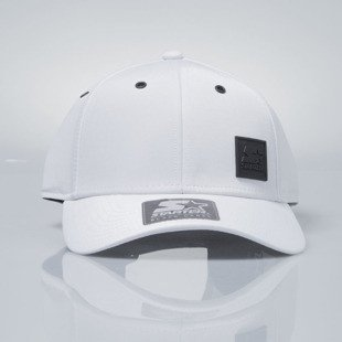Starter stretch fit cap Signet Pitcher white / black  ST-1226