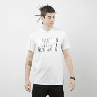 Starter t-shirt Parental Advisory FOIL ICON  white / silver (T020)