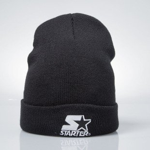 Starter winter beanie Court Knit black / gmetal  ST-754