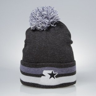 Starter winter beanie GHR grey (ST-436)