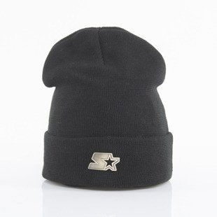 Starter winter beanie Medal Knit black / gold (ST-752)