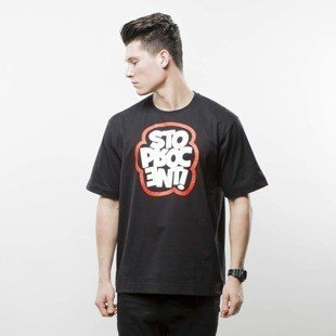 Stoprocent  T-Shirt Baggy TM Cloud black