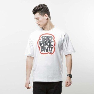 Stoprocent  T-Shirt Baggy TM Cloud white