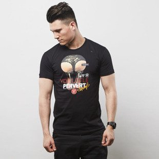 Stoprocent  T-Shirt TMS Pervert black