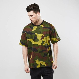 Stoprocent T-shirt Camu green