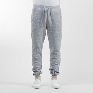 Stoprocent sweatpants SMC Cowboy Pocket grey melange