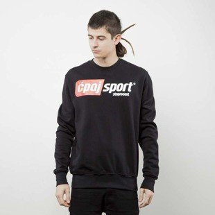 Stoprocent sweatshirt BBK ĆPAJsport Crewneck black
