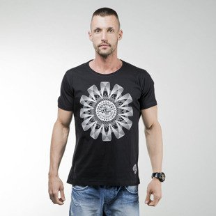 Stoprocent t-shirt Mandala black